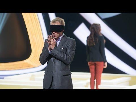 Шоу «Удивительные люди». Егор Дубровин. Развитая визуальная память