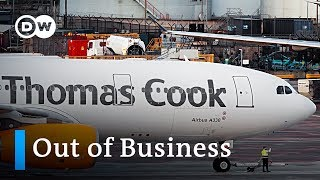 Thomas Cook collapse: 600,000 fear being stranded abroard | DW News