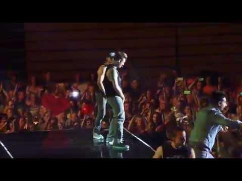 Backstreet Boys ''Everybody'' Gdańsk/Ergo Arena 27.07.2014
