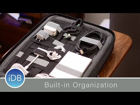 Cocoon Slim Series Backpack with Built in GRID-IT Organization System - Review