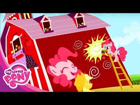 Мультик Мой Маленький Пони. Веселая Пинки Пай