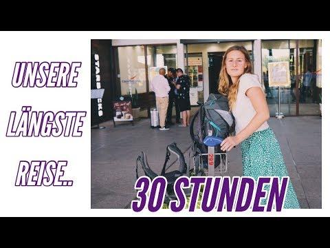 30 STUNDEN VON KAMBODSCHA NACH BELIZE / wir können nicht mehr