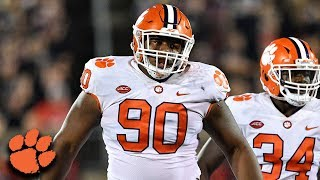 Clemson DL Dexter Lawrence: The Big Cat