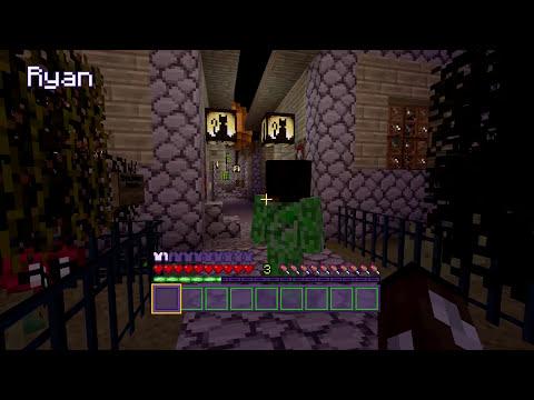 Let's Play Minecraft - Episode 126 - Halloween Spooktacular Part 1