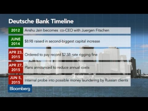 Inside the Changes at the Top at Deutsche Bank