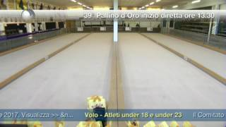 39° Pallino d'Oro - 1 di 2 - Differita Live Streaming