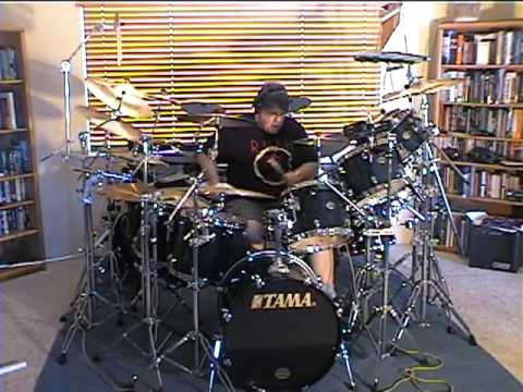 Rush Vapor Trail : Drums!!!