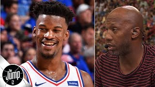 Jimmy Butler was the heart and soul of the 76ers - Chauncey Billups | The Jump