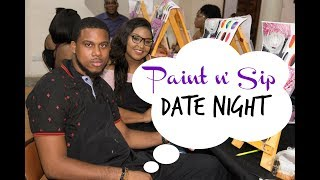 PAINT & SIP | DATE NIGHT