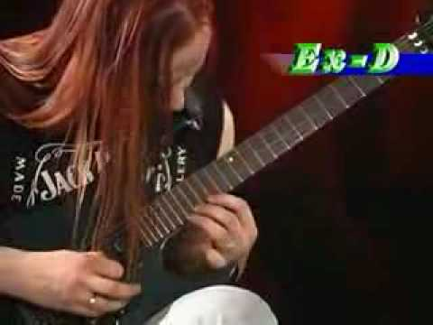 Jani Liimatainen - Young Guitar Demonstration 2 (part 2)