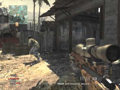 Do I Quick Scope Weird? Modern Warfare 3