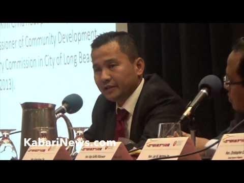 ASEAN: Opportunities in Cambodia by Consul General of Cambodia
