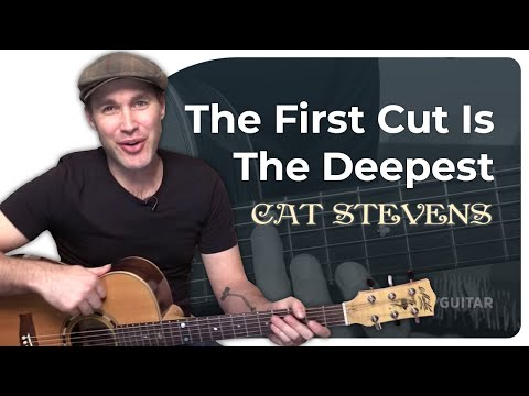 How To Play The First Cut Is The Deepest By Cat Stevens (guitar Lesson Sb-417) video