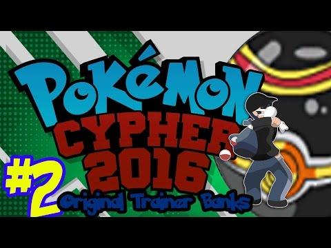 Pokemon Cypher 2016 Verse #2 Split Personality - Original Trainer Banks | Prod. by Pheeniks