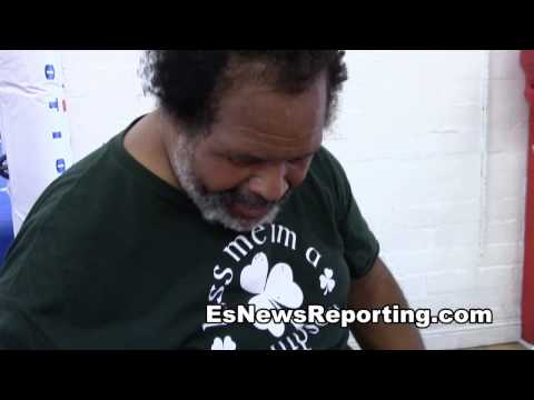 bloods founder OG Sampson: floyd mayweather kos manny pacquiao EsNews