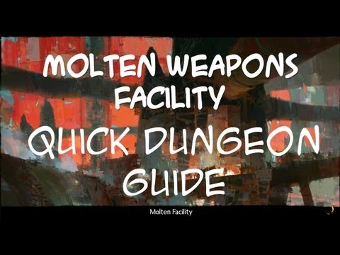 Guild Wars 2: Molten Weapons Facility Dungeon Guide