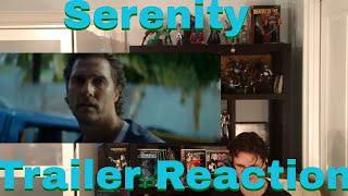 Serenity Trailer Reaction