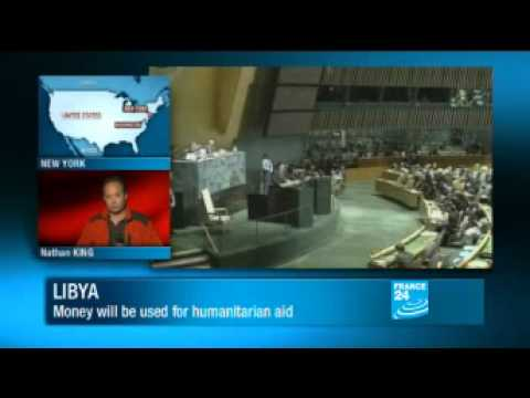 Libya: The UN releases funds