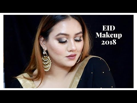 EID Makeup 2018 | Nisha Rao