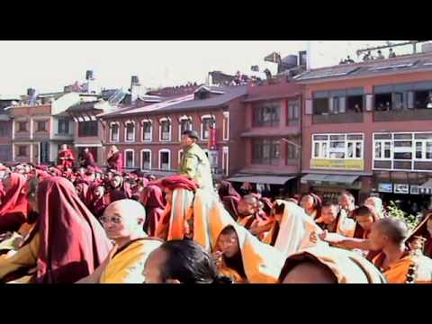 4th Annual Nyingma Monlam of Nepal 2012 ,  Part-2