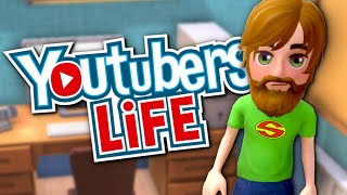 IM A SIM! - YouTubers Life Gameplay #1