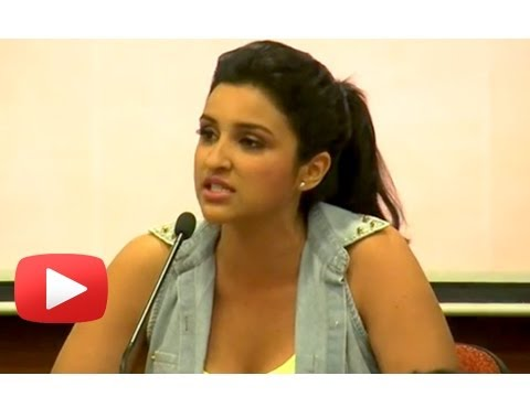 Parineeti Chopra Gets Angry While She Talks About Sex ! video