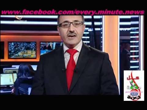 les premiers Moments de lancement de la haine al mayadin les  avec la rédaction Ben Jeddo