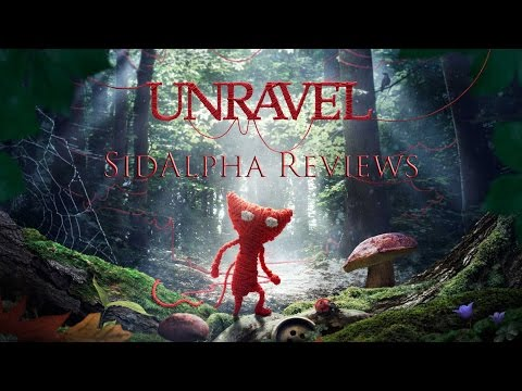 SidAlpha Reviews: Unravel