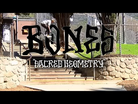 "Bones Wheels' ""Sacred Geometry"" Video"