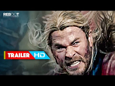 'Avengers: Age Of Ultron' Official Final Trailer (2015) Marvel Superhero Movie HD