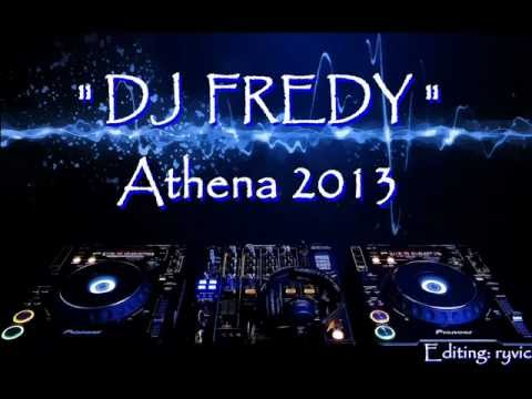 House Music Nonstop 2013 - Dj Fredy - Athena Hyper Discotheque video