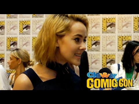 Jena Malone Talks Johanna Mason in Catching Fire: 2013 Comic-Con