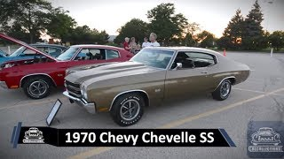 1970 Chevrolet Chevelle SS - Survivor!