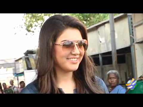 Hansika Motwani is geared up for Singam 2