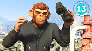 WORKING FOR THE GOVERNMENT - Grand Theft Auto 5 - Part 13