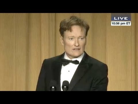Conan O'Brien Makes Fun Of North Korea/Florida