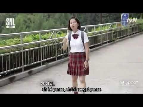 [INDO SUB] WANNA ONE Lee Daehwi - SNL 9 pacar 3 menit