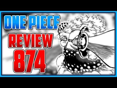 Namis Neue Technik!│Pudding ist die Letzte Hoffnung? │One Piece Chapter/Kapitel 874 Review | Akira