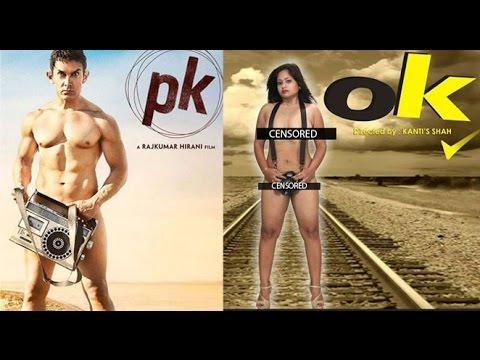 Kanti Shah's Ok :  B Grade Answer To Pk video