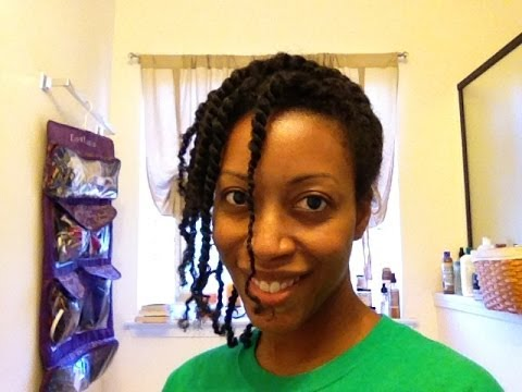 Natural Twist Out Styles Style For Natural Hair