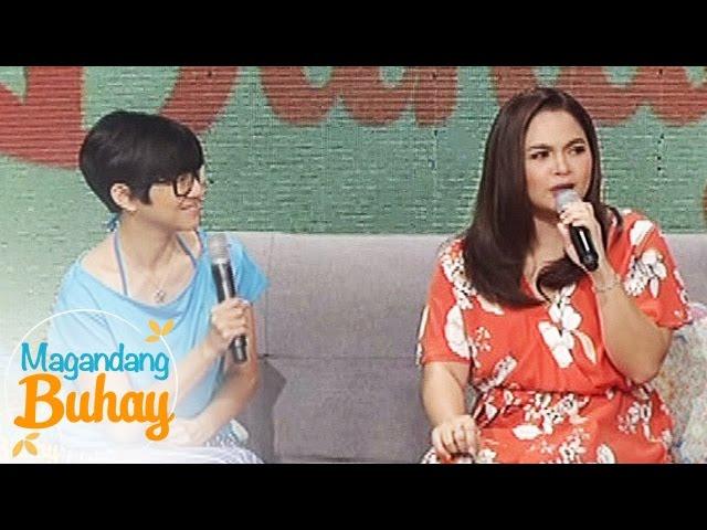 Magandang Buhay: Juday's first meeting with Direk Joyce