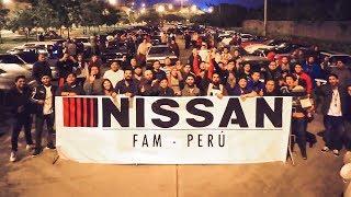 La reunión MÁS GRANDE de Nissan SILVIA y 240SX en LIMA PERU!