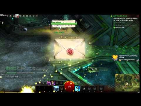 GameSpot Now Playing - Guild Wars 2 - Asura race (PC)