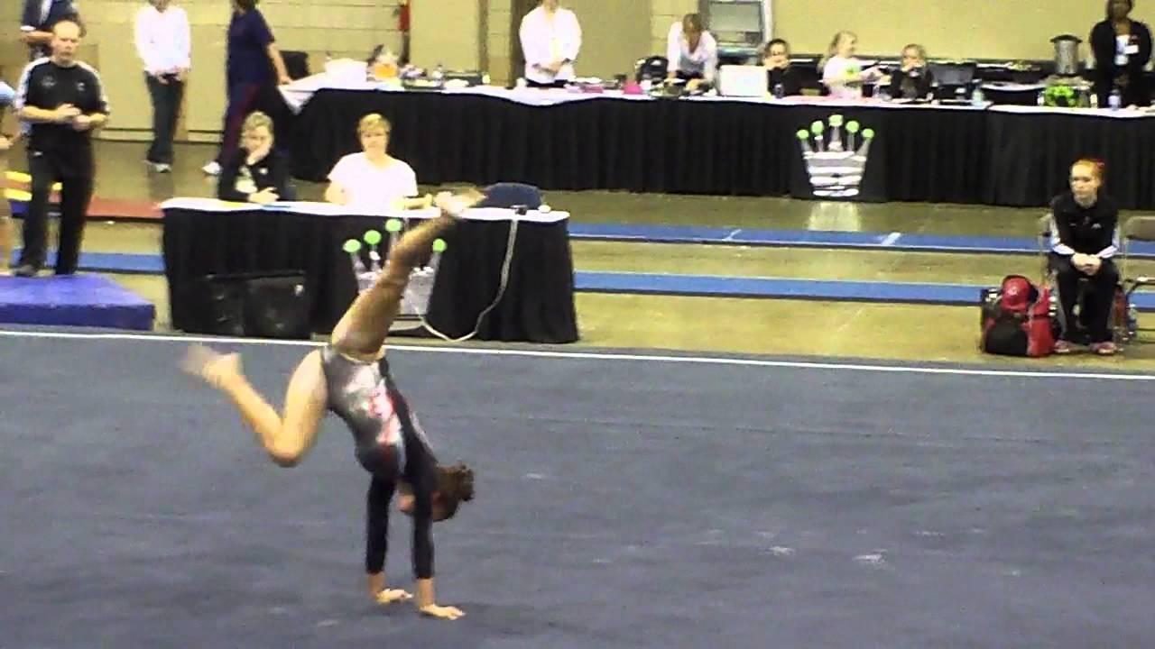 cincinnati gymnastics meet 2012 nfl
