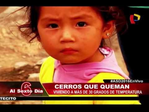 Cerros Que Queman: Limeños Soportan Más De 30 Grados De Temperatura
