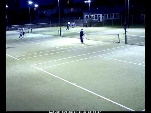 6 Days @ Clevedon Tennis Club - North Somerset - UK