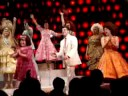 Curt Hansen in Hairspray on Broadway July 2008