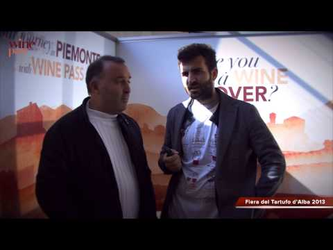Alba Truffle Fair 2013 - Flash Interview - Argentina Wine Passion