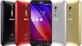 Видеообзор Asus Zenfone 2 ZE551ML