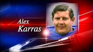 Alex Karras Former NFL Lineman Actor, Dies at 77